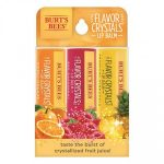 Burts Bees 231929 Flavor Crystals Assorted - Pack of 3