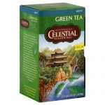 CELESTIAL SEASONINGS TEA DCF GRN MINT-20 BG -Pack of 6