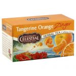 CELESTIAL SEASONINGS TEA HERB TANG ORNG ZING-20 BG -Pack of 6