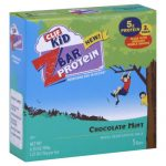 CLIF KID ZBAR 5CT PRTN CHOC MINT-6.35 OZ -Pack of 6