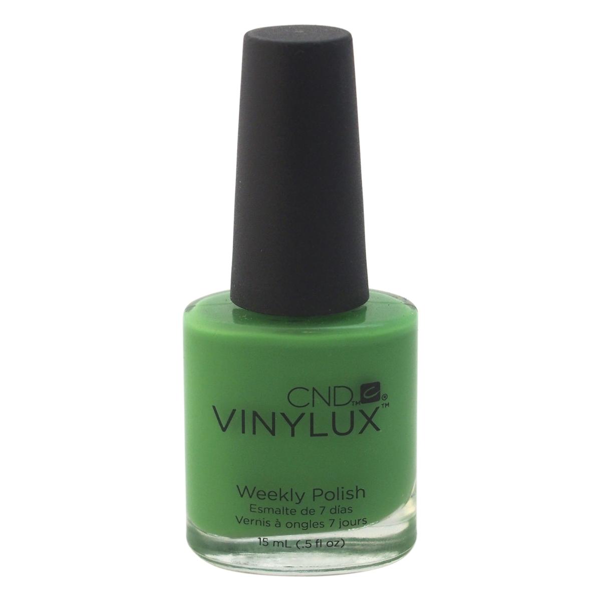 CND W-C-5861 Vinylux Weekly Polish at 170 Lush Tropics Nail Polish for Women - 0.5 oz