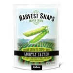 Calbee Snapea Crisp 1540871 0.75 oz Lightly Salted Snapea Crisps Snack Pack Case of 36