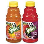 CampbellS CAM5516 V8 Splash Juice Drinks 16oz 12-PK Tropical Blend
