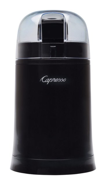 Capresso 505.01 120V 160 watt Coffee & Spice Grinder Black