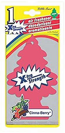 Car Freshner C15-10618 Cinna-Berry Jumbo Purple Tree Air Fresheners