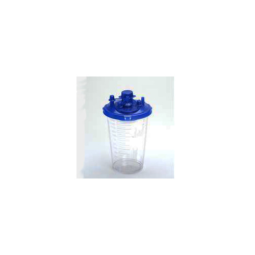 Cardinal Health 5565651212 Suction Canister 1200cc with Locking Lid