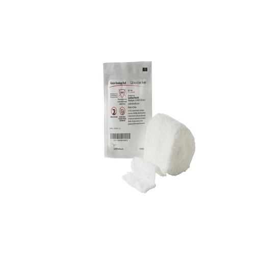 Cardinal Health 55CFR236S 2.25 in. x 3 Yds Gauze Bandage Roll 6-ply Sterile
