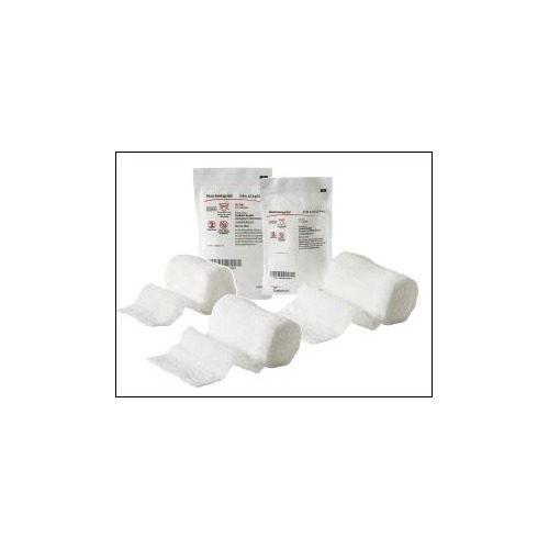 Cardinal Health 55CFR336S 3.4 in. x 3.6 Yds Gauze Bandage Roll 6 - ply Sterile