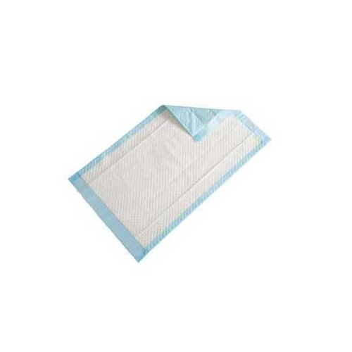 Cardinal Health 55HVY2336UPB 36 x 23 in. 92g 4g SAP Cardinal Disposable Underpad Heavy Absorbency