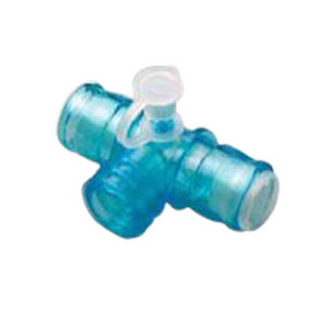 Carefusion 55004051 Tee with One Way Valves