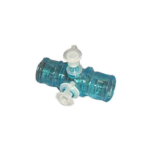 Carefusion 55004204 15 mm U Adapt-It Disposable Straight Connector