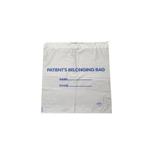 Carefusion 55RES1216 Clear Patient Setup Bag with Draw String