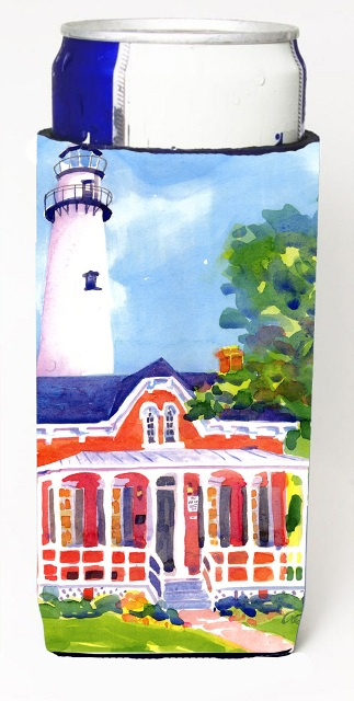 Carolines Treasures 6044MUK Lighthouse Michelob Ultra s For Slim Cans - 12 oz.