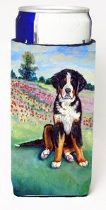 Carolines Treasures 7011MUK Bernese Mountain Dog Michelob Ultra s For Slim Cans - 12 oz.