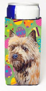 Carolines Treasures LH9410MUK Cairn Terrier Easter Eggtravaganza Michelob Ultra s For Slim Cans - 12 oz.