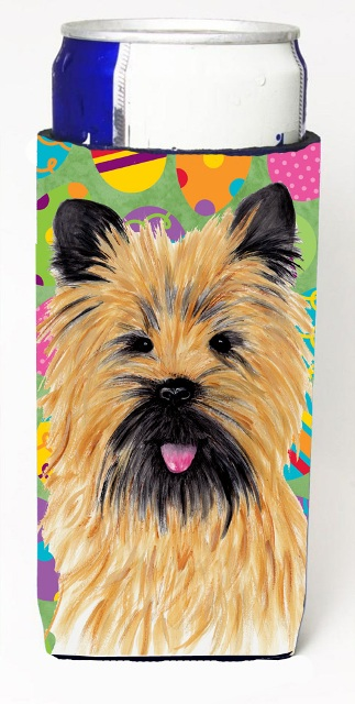 Carolines Treasures SC9455MUK Cairn Terrier Easter Eggtravaganza Michelob Ultra s For Slim Cans - 12 oz.