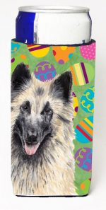 Carolines Treasures SC9472MUK Belgian Tervuren Easter Eggtravaganza Michelob Ultra s For Slim Cans - 12 oz.