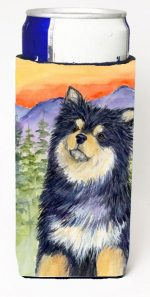 Carolines Treasures SS1057MUK Finnish Lapphund Michelob Ultra s For Slim Cans - 12 oz.
