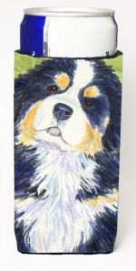 Carolines Treasures SS1059MUK Bernese Mountain Dog Michelob Ultra s For Slim Cans - 12 oz.