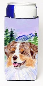 Carolines Treasures SS8001MUK Australian Shepherd Michelob Ultra s For Slim Cans - 12 oz.