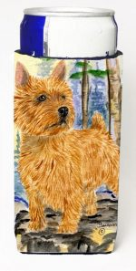 Carolines Treasures SS8011BMUK Norwich Terrier Michelob Ultra s For Slim Cans - 12 oz.