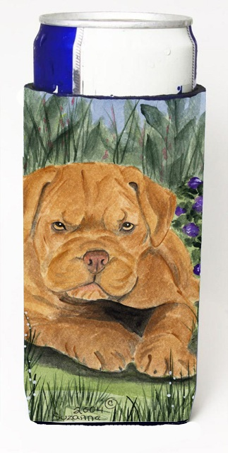 Carolines Treasures SS8032MUK Dogue De Bordeaux Michelob Ultra s For Slim Cans - 12 oz.