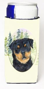 Carolines Treasures SS8049MUK Rottweiler Michelob Ultra s For Slim Cans - 12 oz.