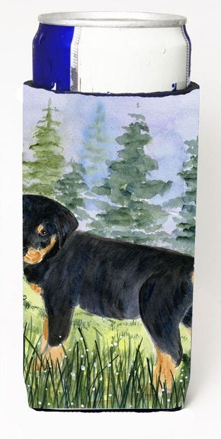 Carolines Treasures SS8057MUK Rottweiler Michelob Ultra s For Slim Cans - 12 oz.