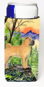 Carolines Treasures SS8324MUK Shar Pei Michelob Ultra bottle sleeves For Slim Cans - 12 oz.