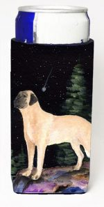 Carolines Treasures SS8505MUK Starry Night Anatolian Shepherd Michelob Ultra bottle sleeves For Slim Cans - 12 oz.