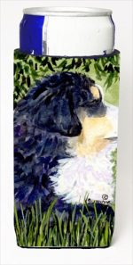 Carolines Treasures SS8832MUK Bernese Mountain Dog Michelob Ultra bottle sleeves For Slim Cans - 12 Oz.