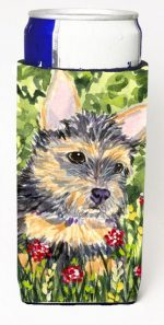 Carolines Treasures SS8893MUK Norwich Terrier Michelob Ultra s For Slim Cans - 12 oz.