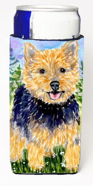 Carolines Treasures SS8894MUK Norwich Terrier Michelob Ultra s For Slim Cans - 12 oz.