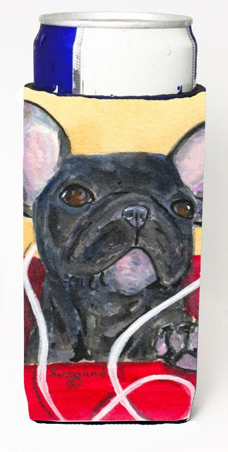 Carolines Treasures SS8899MUK French Bulldog Michelob Ultra s For Slim Cans - 12 oz.