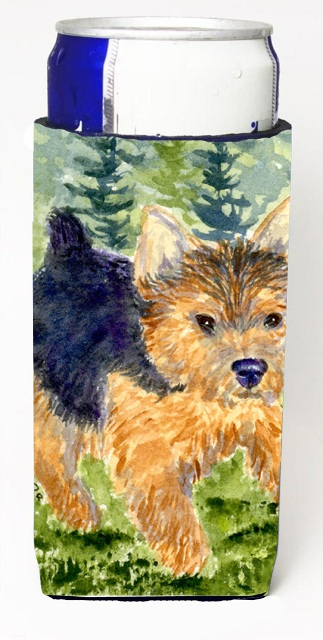 Carolines Treasures SS8907MUK Norwich Terrier Michelob Ultra s For Slim Cans - 12 oz.