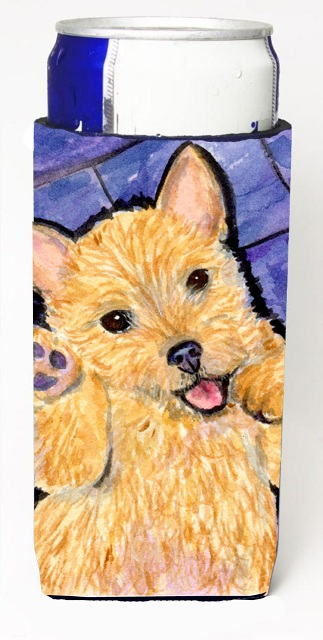 Carolines Treasures SS8911MUK Norwich Terrier Michelob Ultra s For Slim Cans - 12 oz.