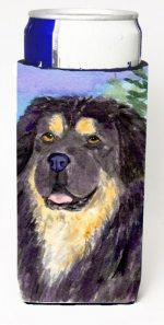 Carolines Treasures SS8930MUK Tibetan Mastiff Michelob Ultra s For Slim Cans - 12 oz.