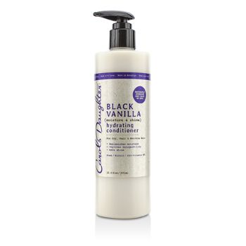 Carols Daughter 178350 Black Vanilla Moisture & Shine Hydrating Conditioner for Dry Dull & Brittle Hair