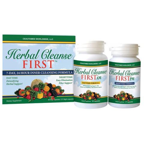 Ceautamed Worldwide GRFHCF Herbal Cleanse First
