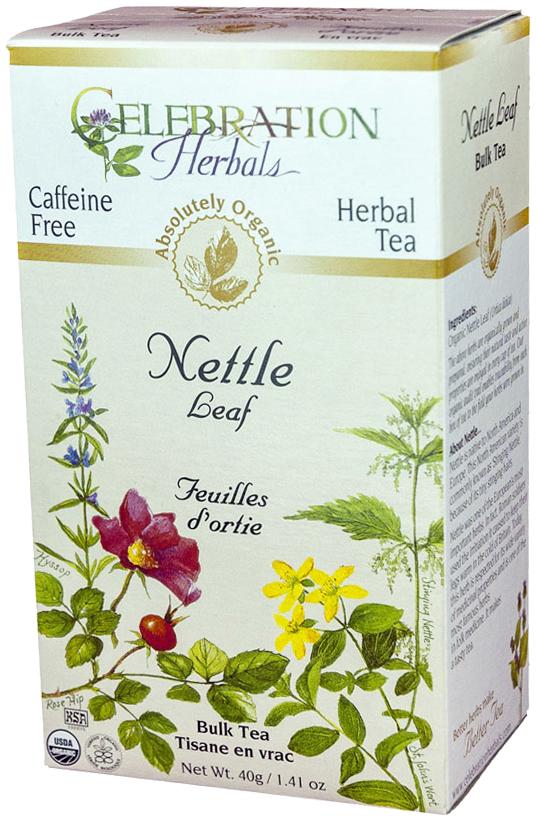 Celebration Herbals 275665 Mullein Leaf Organic Loosepack 25 gm - Case of 12