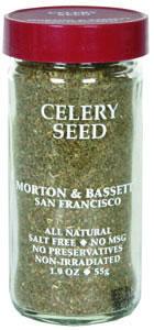 Celery Seed -Pack of 3