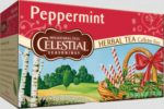 Celestial Seasonings 0721043 Herbal Tea Peppermint Caffeine Free 20 Tea Bags 1.1 oz - 32 g - Case of 6 - 20 Bag
