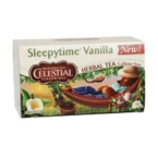 Celestial Seasonings 20904-3pack Celestial Seasonings Sleepytime Vanilla Herb Tea - 3x20 bag