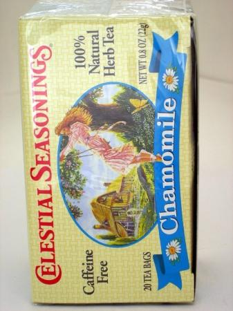 Celestial Seasonings 63479 Chamomile Herb Tea