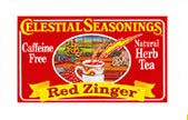 Celestial Seasonings 63484 Red Zinger Herb Tea