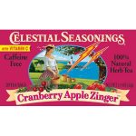 Celestial Seasonings 63486 Cranberry Apple Zinger Herb Tea