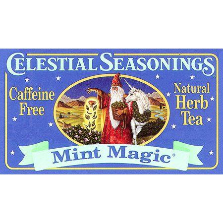 Celestial Seasonings 63491 Mint Magic Herb Tea