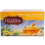 Celestial Seasonings 63496 Honey Vanilla Chamomile Herb Tea