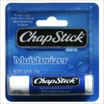 ChapStick Skin Protectant And Sunscreen Original 0.15 Oz.