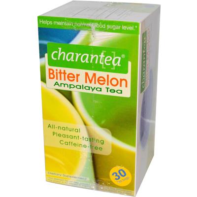 Charantea Ampalaya Tea - Bitter Melon - 30 Tea Bags